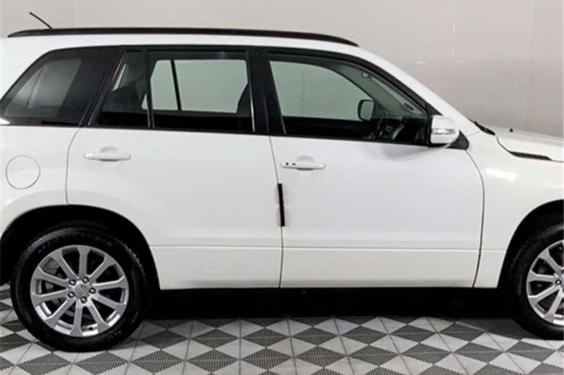 Used 2012 Suzuki Grand Vitara 2.4