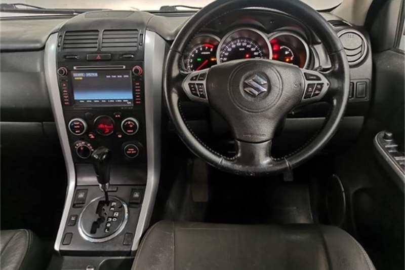 Used 2011 Suzuki Grand Vitara 2.4 auto