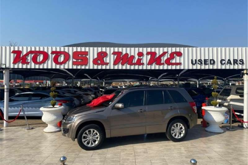 Used 2013 Suzuki Grand Vitara 2.4 Dune