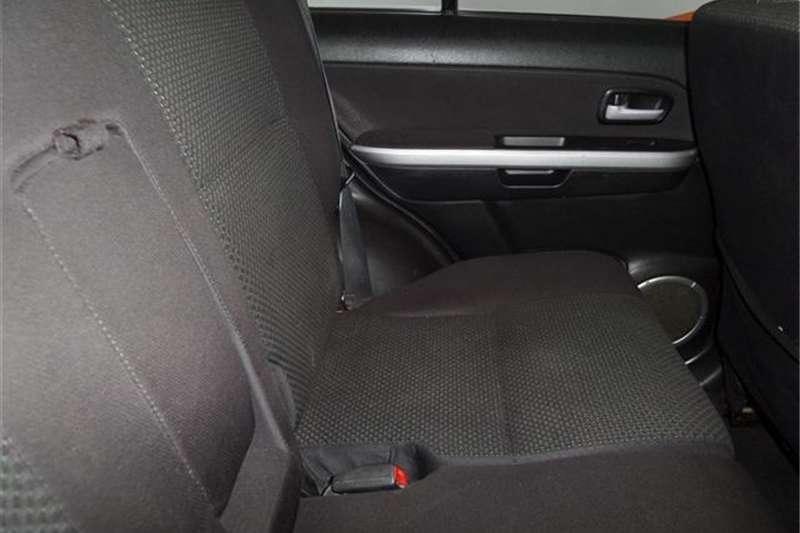 Suzuki Grand Vitara 2.4 Dune auto 2013