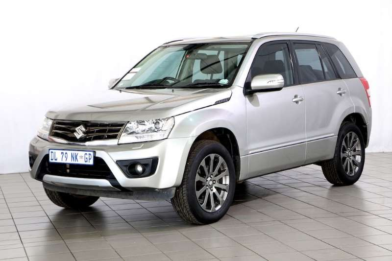 Suzuki Grand Vitara 2.4 Summit 2015