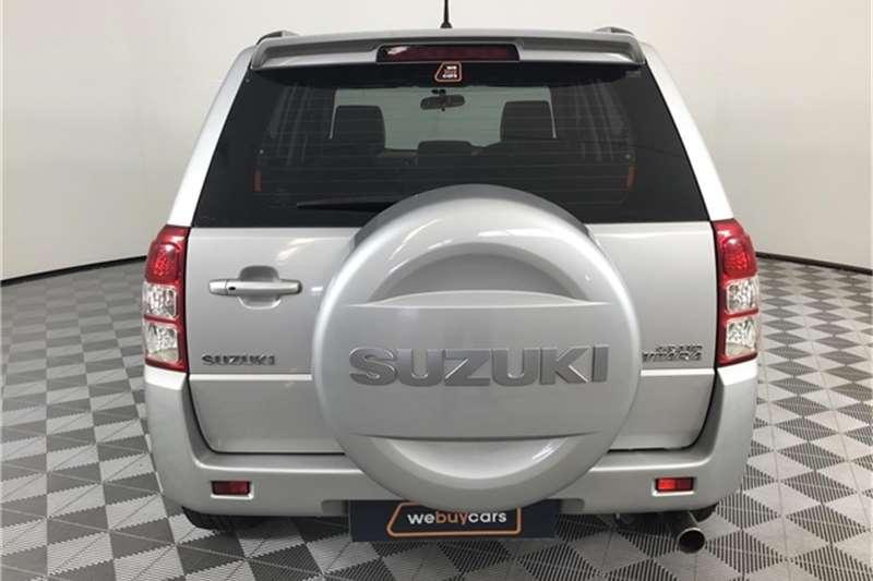 Suzuki Grand Vitara 2.4 Summit auto 2013