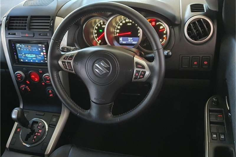 Suzuki Grand Vitara 2.4 Summit auto 2018