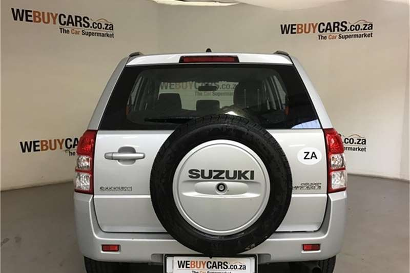 2013 Suzuki Grand Vitara 2.4 Dune
