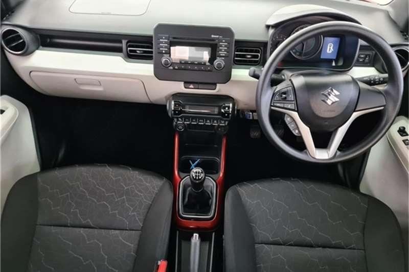 Suzuki Ignis 1.2 GLX 2017