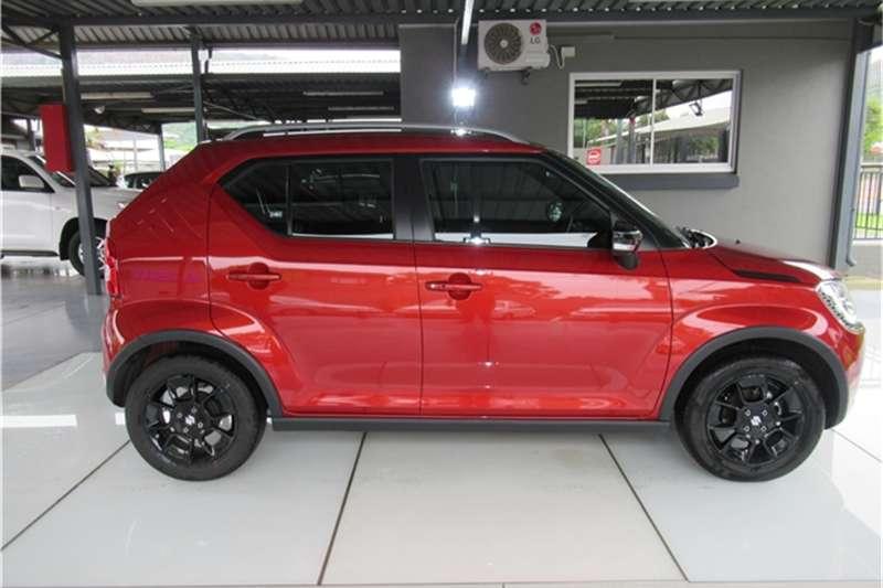 Suzuki Ignis 1.2 GLX 2018