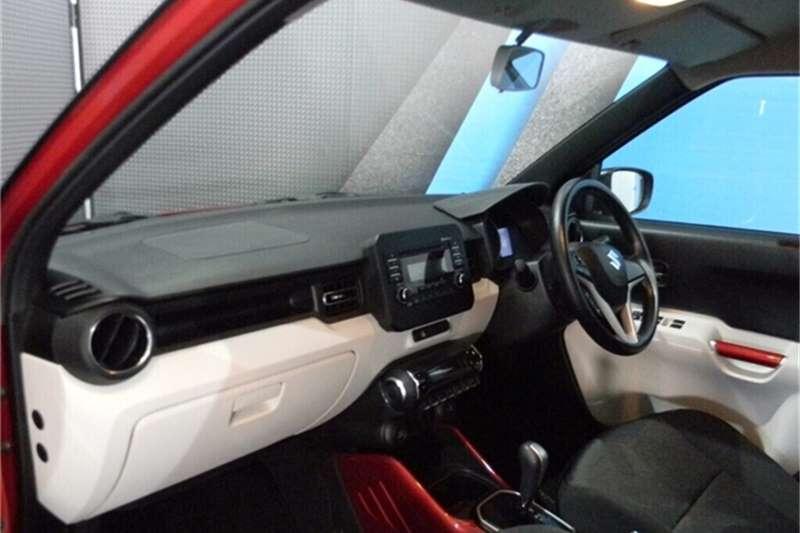 Used 2018 Suzuki Ignis 1.2 GLX auto