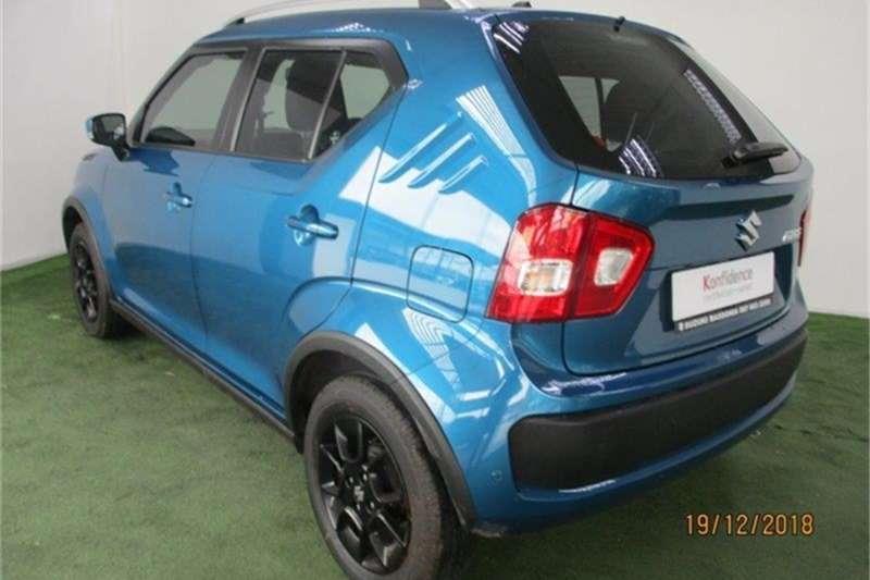 Suzuki Ignis 1.2 GLX auto 2019
