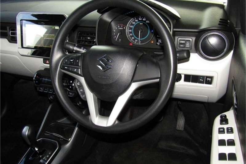 2021 Suzuki Ignis Ignis 1.2 GLX auto