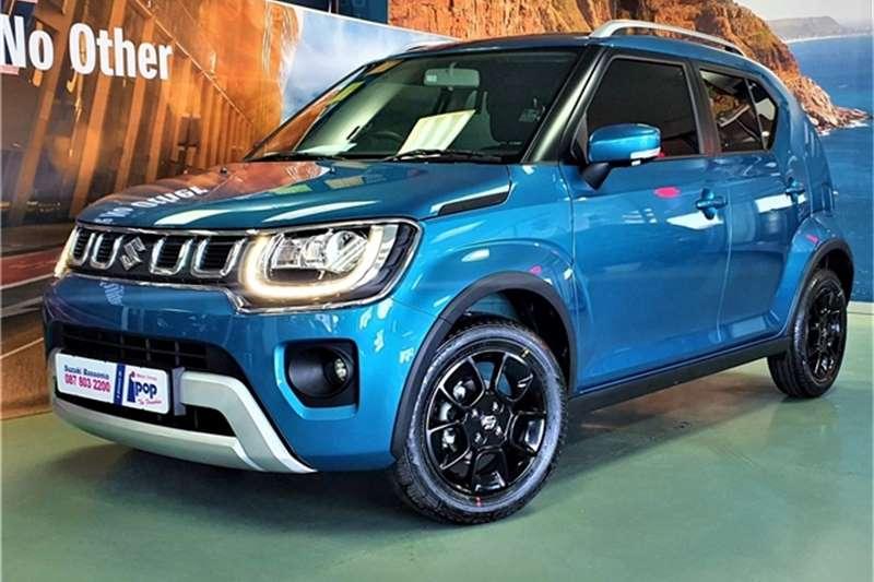 Used 2021 Suzuki Ignis 1.2 GLX auto