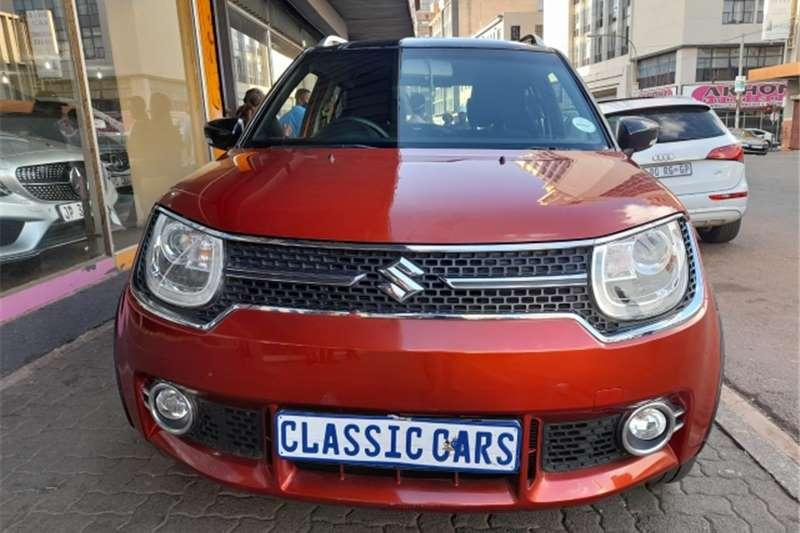 Used 2019 Suzuki Ignis