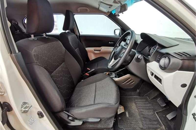 2017 Suzuki Ignis 1.2 GLX auto