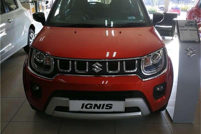 2020 Suzuki Ignis 1.2 GLX auto