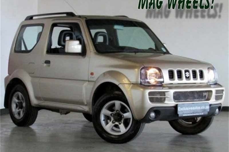 Suzuki JIMNY 1.3 2008