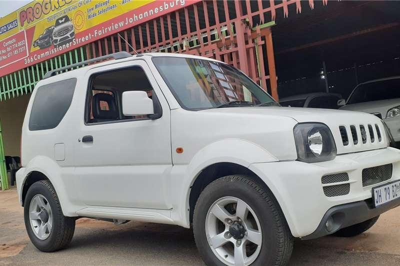 Suzuki JIMNY 1.3 2010