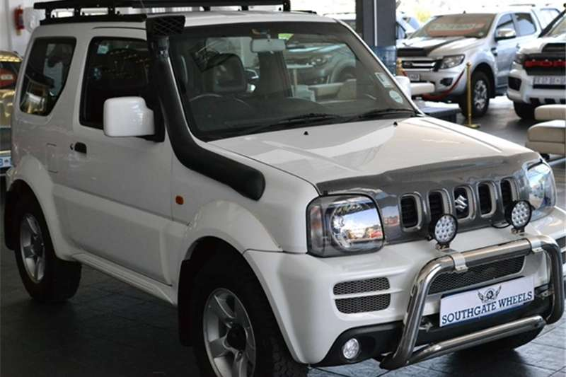 Suzuki JIMNY 1.3 2011