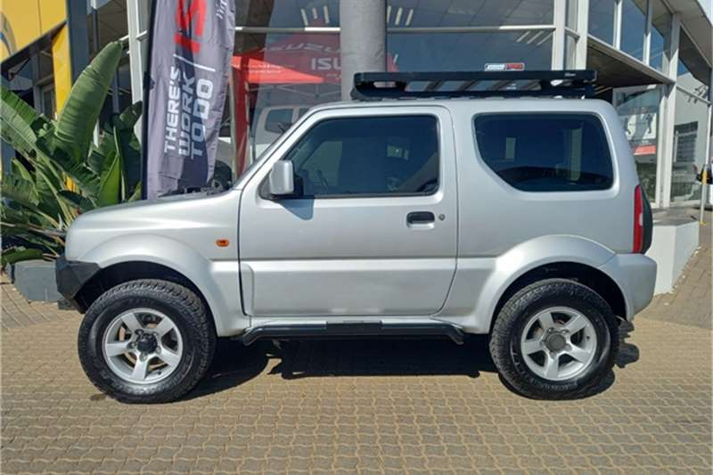 2011 Suzuki JIMNY Jimny 1.3