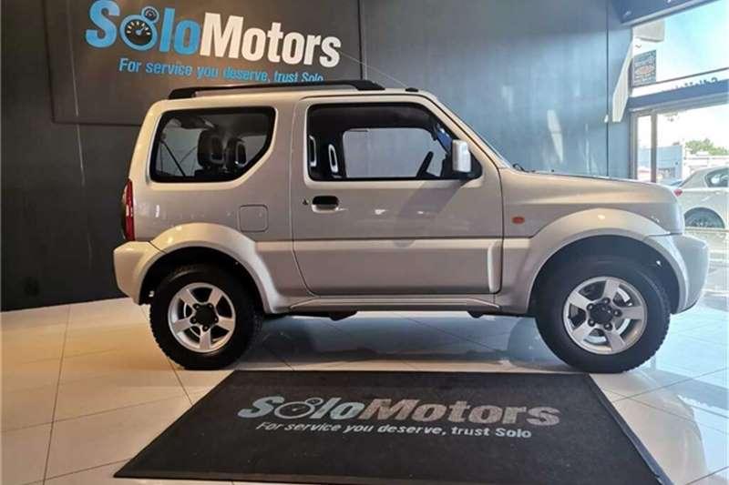2012 Suzuki JIMNY Jimny 1.3