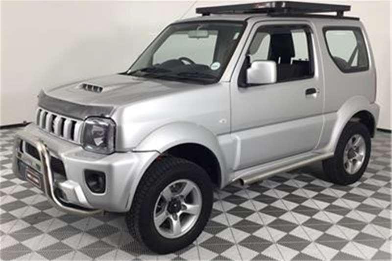Suzuki JIMNY 1.3 2013