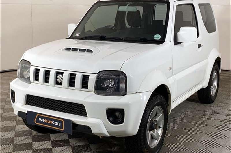 2013 Suzuki JIMNY Jimny 1.3