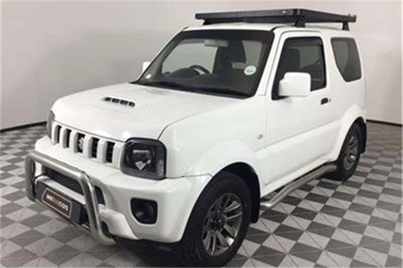 Suzuki JIMNY 1.3 2014