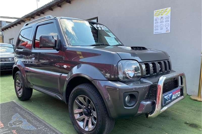 Suzuki JIMNY 1.3 2015