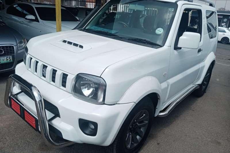 Used 2015 Suzuki JIMNY Jimny 1.3