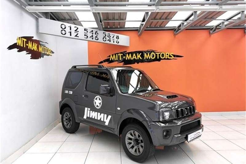 Suzuki JIMNY 1.3 2017