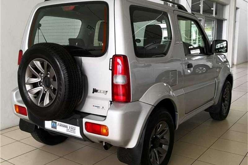 Used 2018 Suzuki JIMNY Jimny 1.3