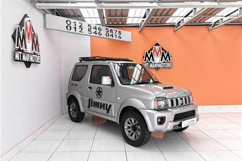 Suzuki JIMNY 1.3 auto 2015