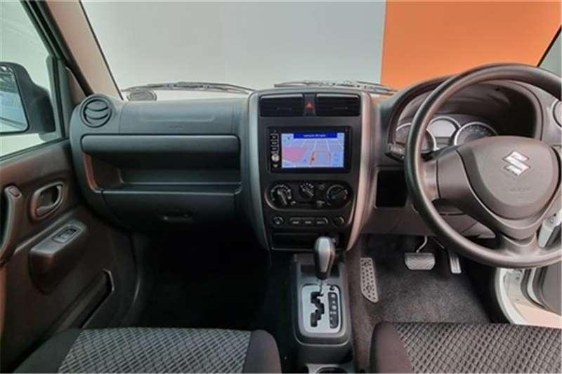 Used 2015 Suzuki JIMNY Jimny 1.3 auto