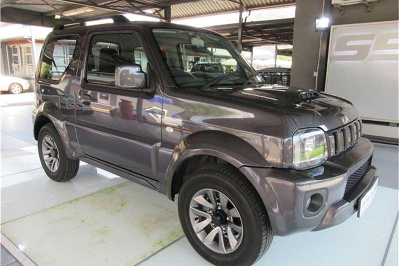 Suzuki JIMNY 1.3 auto 2016