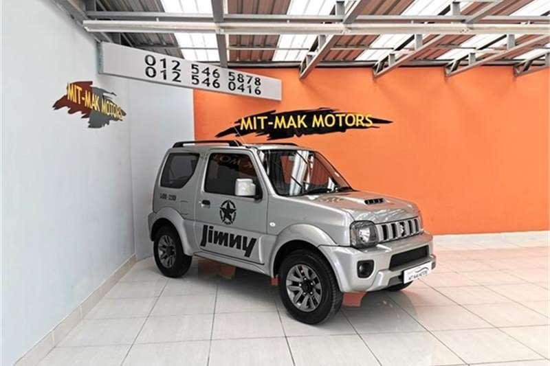Suzuki JIMNY 1.3 auto 2017