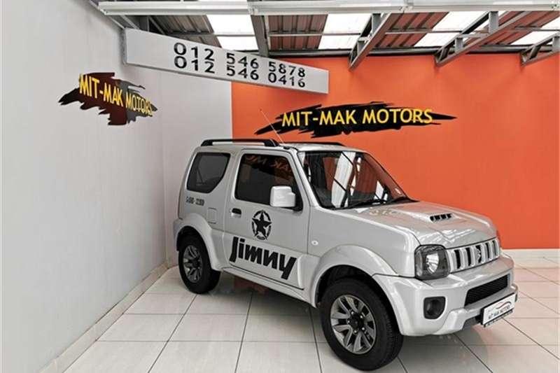 Suzuki JIMNY 1.3 auto 2018