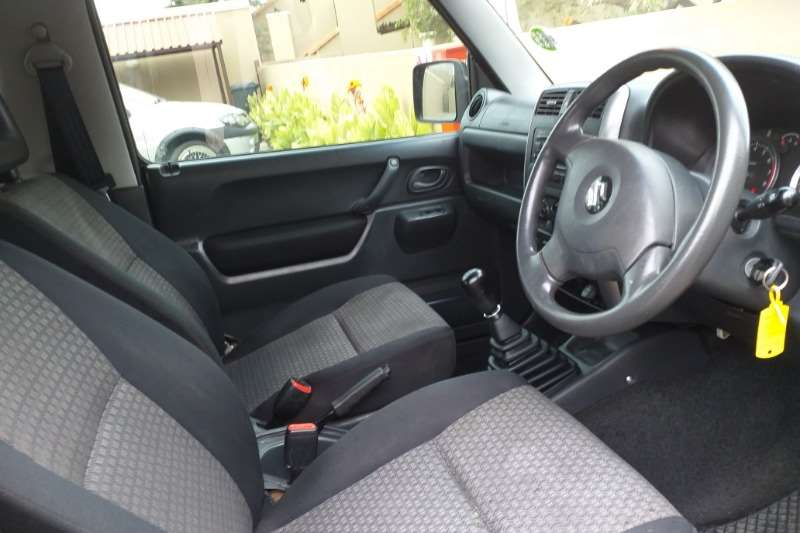 Suzuki Jimny 1.3 Special Edition 2011