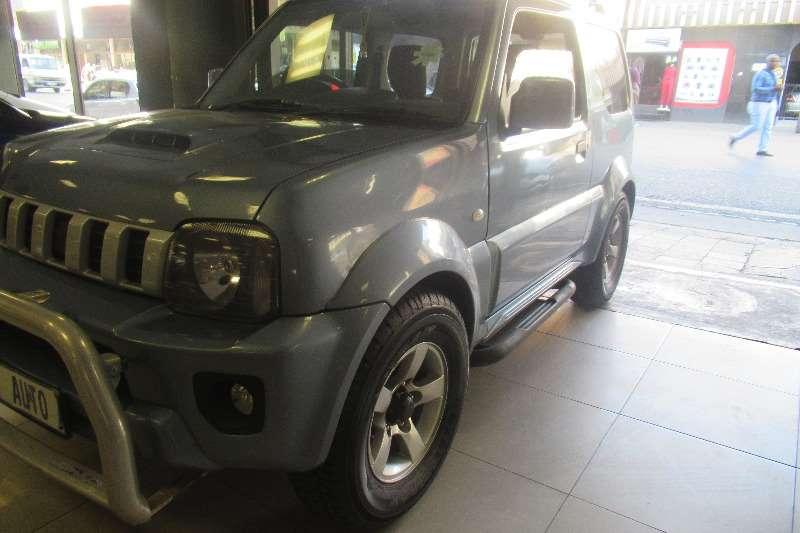 Suzuki Jimny 1.320 2014