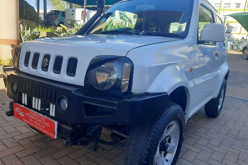 Used 2011 Suzuki JIMNY 1.5 GA