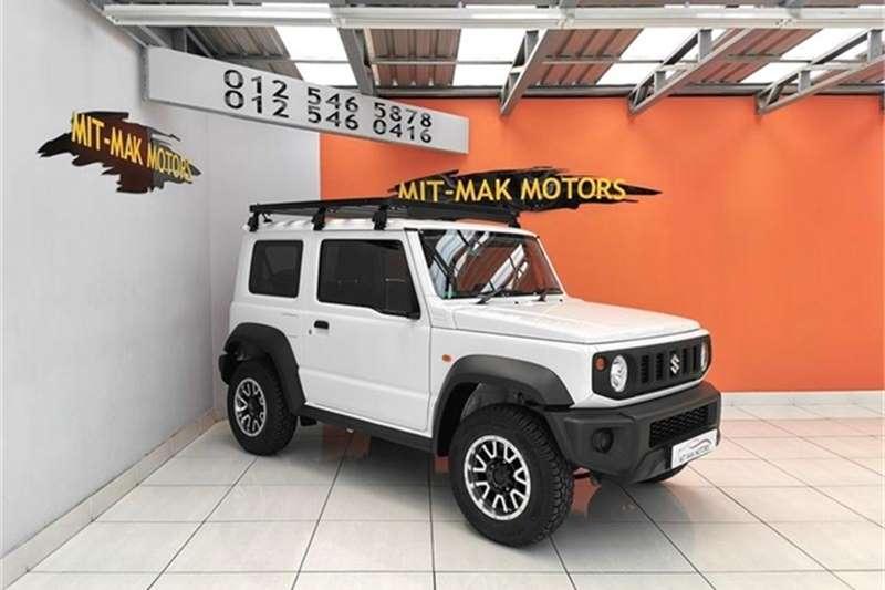 Suzuki JIMNY 1.5 GA 2019