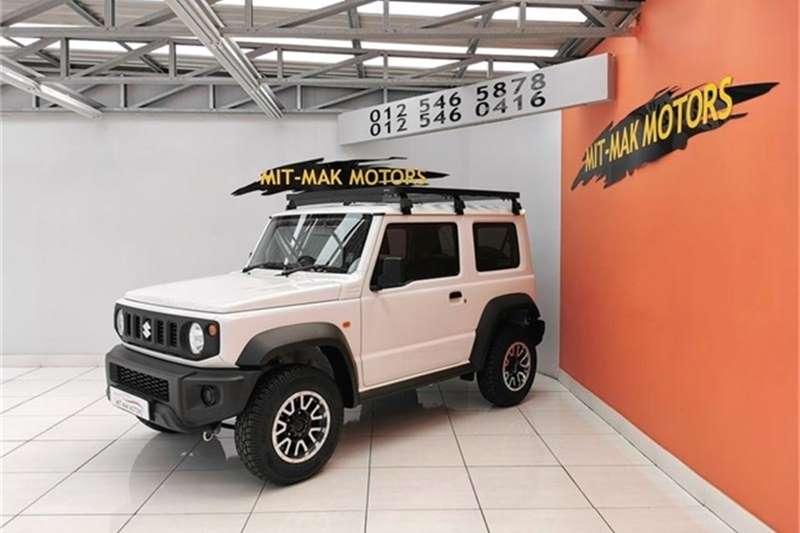 Used 2019 Suzuki JIMNY 1.5 GA