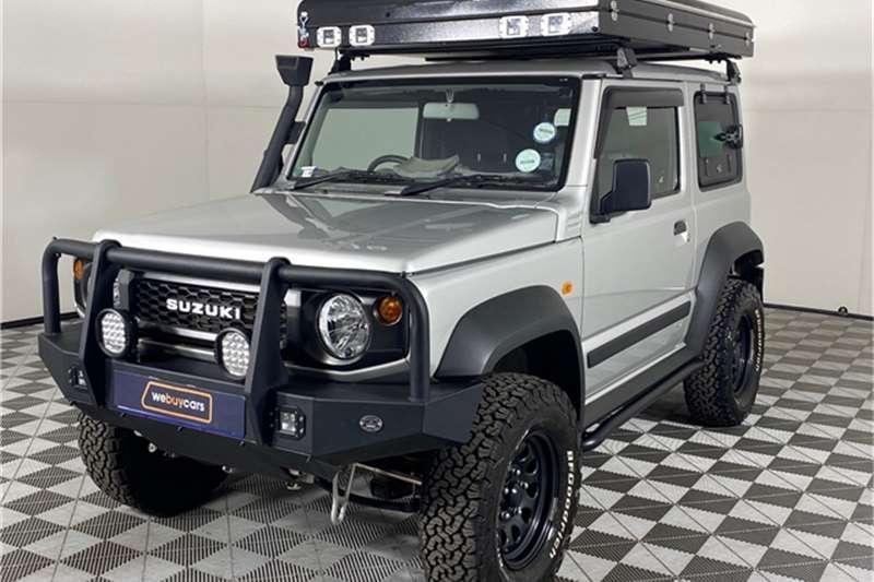 2020 Suzuki JIMNY JIMNY 1.5 GA