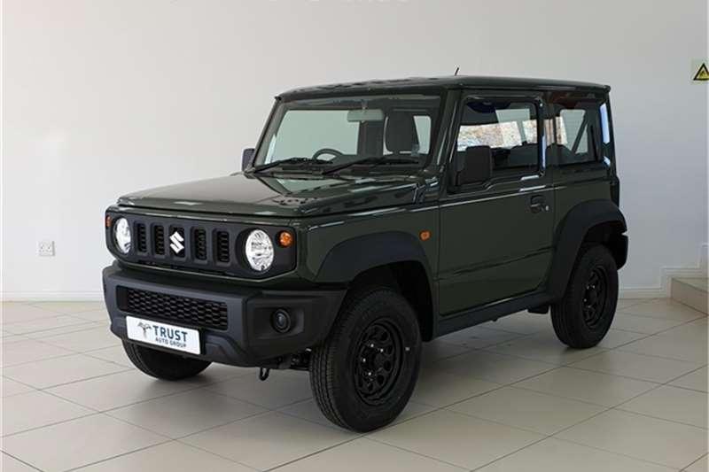 2021 Suzuki JIMNY JIMNY 1.5 GA