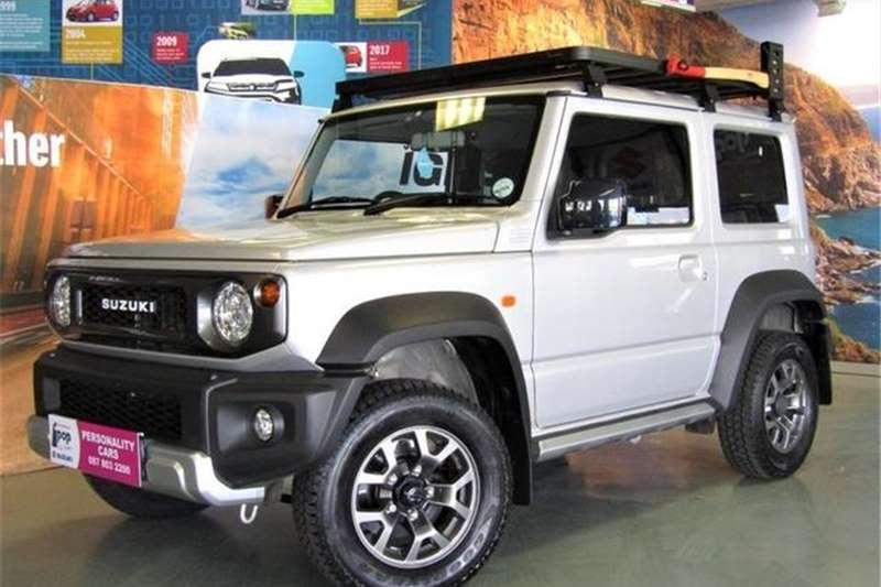 Suzuki JIMNY 1.5 GLX 2018