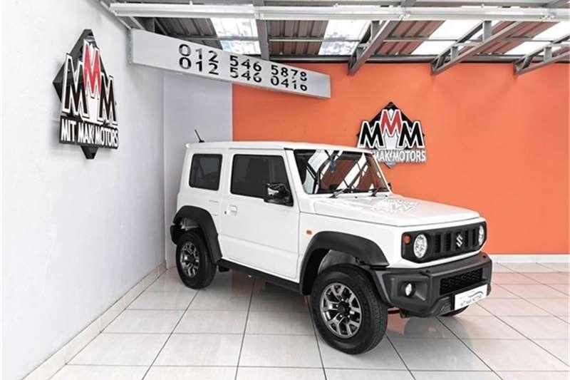 Suzuki JIMNY 1.5 GLX 2019