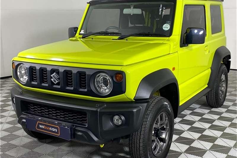 2019 Suzuki JIMNY JIMNY 1.5 GLX
