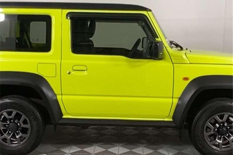 Used 2019 Suzuki JIMNY 1.5 GLX