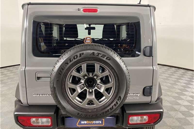 Used 2020 Suzuki JIMNY 1.5 GLX