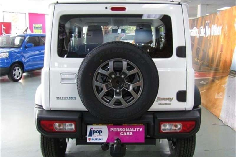 Suzuki JIMNY 1.5 GLX 2021