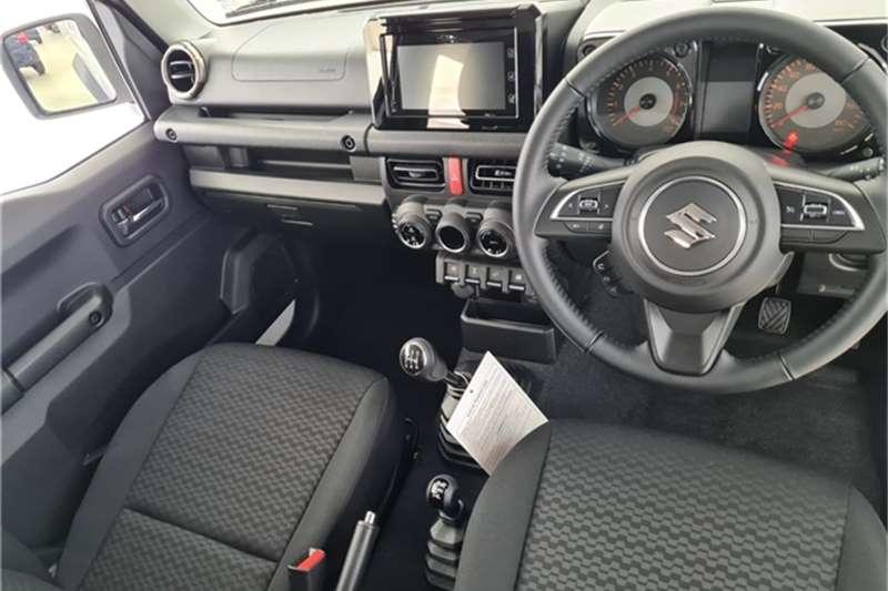 2021 Suzuki JIMNY JIMNY 1.5 GLX
