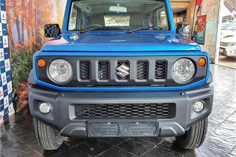Used 2021 Suzuki JIMNY 1.5 GLX