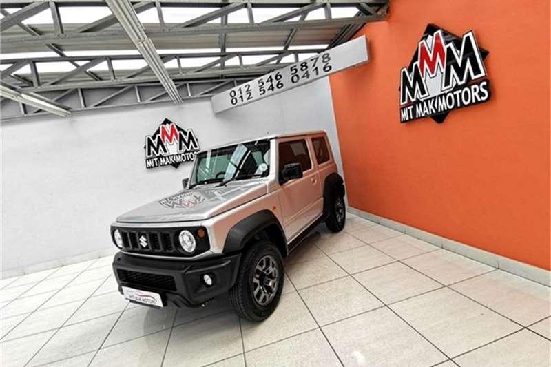 Suzuki JIMNY 1.5 GLX A/T 2019